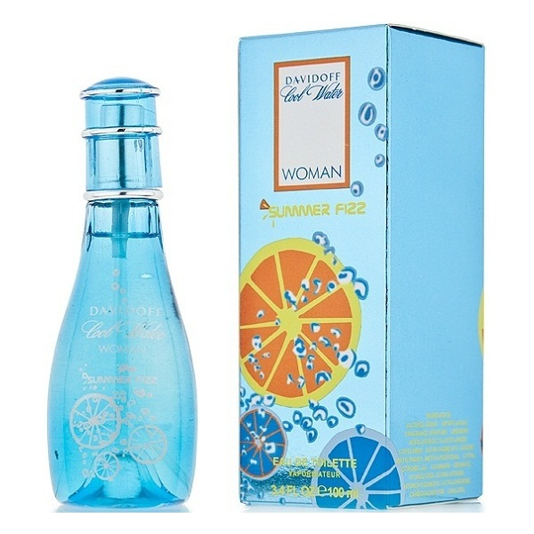Davidoff Cool Water Woman Summer Fizz